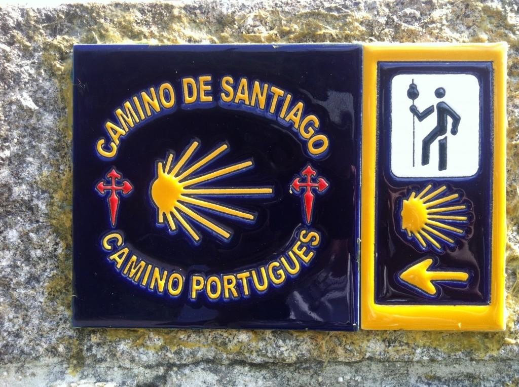 Kachel Camino Portugues
