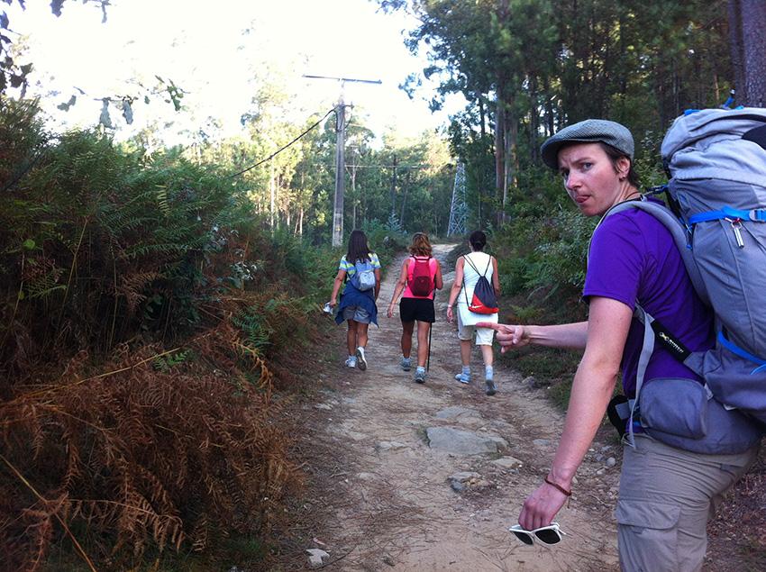 Von Redondela nach Pontevedra mit Tourigrinos Camino