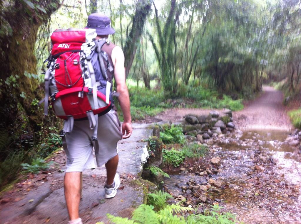 Mr Schluffman Camino Portugues